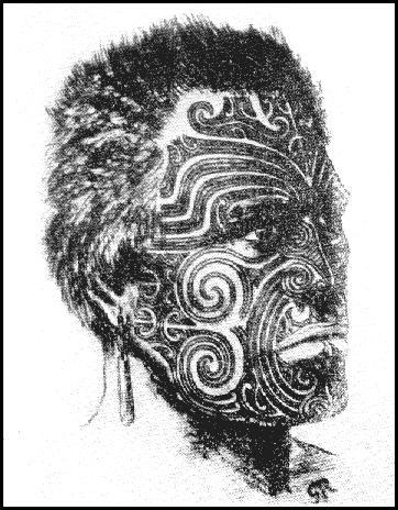 moko tattoo